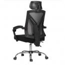 Hbada 黑白调 HDNY115-QJD 人体工学办公椅 419元包邮(需用券)¥419
