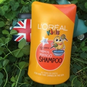 L'Oreal Paris 欧莱雅 儿童洗发护发二合一250ml*6件装