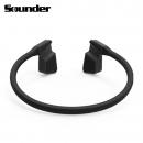 SOUNDER 声德 X2 骨传导蓝牙耳机 99.99元包邮(需用券)¥100