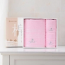 grace洁丽雅纯棉毛巾浴巾礼盒装三件套+凑单品32.5元(双重优惠)