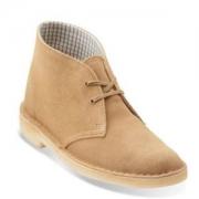 全球PrimeDay、限尺码:ClarksOriginalsDesertBoot女士沙漠靴