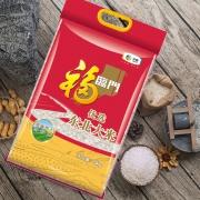 88VIP、历史低价:福临门 优选东北大米 5kg   *4件 65.62元包邮(多重优惠)¥56