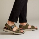 PRIMEDAY特价, Clarks 其乐 Un Trek Part 男士时尚运动凉鞋 UK9码新低334.73元