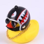 Casa卡萨 小黄鸭车内饰品摆件 带头盔 4.8元包邮(需用券)¥5