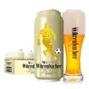 Würenbacher 瓦伦丁小麦啤酒 500ml 24听 85元¥85