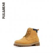 PULL&BEAR 冬季男子马丁靴