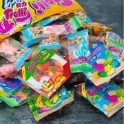 德国口力 橡皮糖欢乐派对糖果 500g