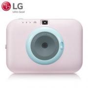 LG 趣拍得 拍照式打印机 PC389P 粉色 999元包邮