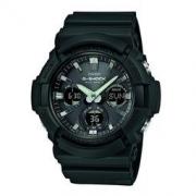 中亚Prime会员:Casio 卡西欧 G-Shock GAW-100B-1AER 男士手表 黑色