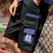 普斯纳 QS688 男士休闲工装短裤 38元包邮(需用券)¥38