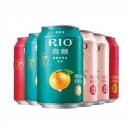 RIO 锐澳 3度微醺水果味 随机3口味 330ml*6听 *3件80元包邮(2件5折,合26.67元/件)