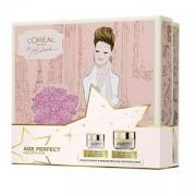 PRIMEDAY特价,L'Oréal Paris 巴黎欧莱雅 Golden Age系列 面霜+眼霜礼品套装(1 x 679 g)
