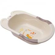 rikang日康婴儿浴盆RK-3626大号带躺板+凑单品