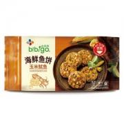 bibigo 必品阁 玉米鱿鱼海鲜鱼饼 240g*8件 106.4元包邮