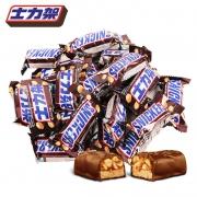 SNICKERS 士力架 花生巧克力 1000g 29.95元