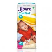 Libero 丽贝乐 纸尿裤 M码 60片 39元包邮(需用券)