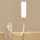OPPLE 欧普照明 LED充电台灯  插电款 19.9元包邮¥20