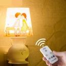 超贝 LED小夜灯 插电遥控+10档调光 0.8W 9.9元(需用券)¥10