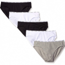 Calvin Klein 女士 弹力棉 经典三角内裤 5条Prime会员凑单128元