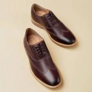 限尺码, Clarks 其乐 19年秋季新款 Atticus Vibe 男士牛津鞋