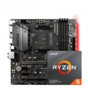 AMD 锐龙三代 Ryzen 5 3600 CPU处理器 + msi 微星 B450M MORTAR 主板 板U套装 1889元包邮(需用券)¥1889