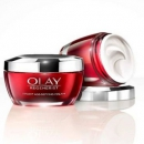 PrimeDay特价,加强型大红瓶 Olay 玉兰油 3点紧致抗衰老面霜50ml100.36元