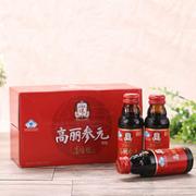 韩国国礼级品牌:正官庄 6年根高丽参元液 100mlx20瓶
