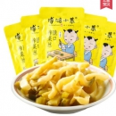 ¥11.8 榨菜博鸿脆口榨菜丝60g*20包¥15