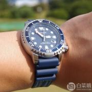 Citizen 西铁城 BN0151-17L 光动能男士潜水表