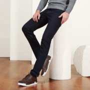 Hodo红豆DMGSK757S男士牛仔裤*3件