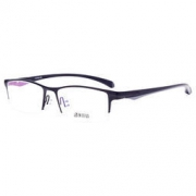 conslive商务眼镜框男 + 1.60防蓝光镜片 78元包邮(需用券)