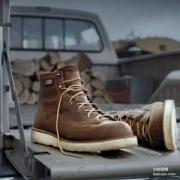 Danner 丹纳 美国产 6英寸工装靴 7~8码