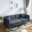 京东PLUS会员: A家家具 ADS-025A 可拆洗小户型三人位沙发 999元包邮(满减)999元包邮(满减)