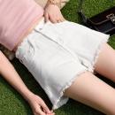 YIRNSOERVE 印袖 牛仔短裤 25-32码可选 19.9元包邮(需用券)¥20
