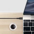 AKAVO 爱否开物 USB-C to Lightning MFi认证 PD快充线 1米 34.9元包邮(需用券)34.9元包邮(需用券)