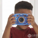 PrimeDay特价,VTech 伟易达 Kidizoom Duo5.0 儿童数码相机 两色新低219.44元