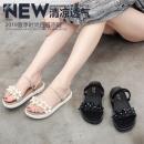 伊路歌 女士 平底两穿凉鞋 19.9元包邮¥20