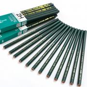中华牌 6008 原木铅笔*12支 HB/2H可选 3.8元包邮(需用券)