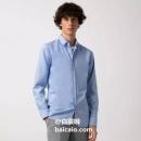 44码,HUGO Hugo Boss 雨果·博斯 Elisha01 男士纯棉修身长袖衬衫200.68元
