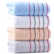 ¥13.9 grace/洁丽雅 儿童/成人纯棉毛巾3条/4条装¥14