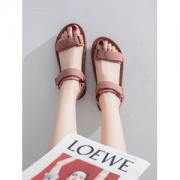 素蕊 女士凉鞋 罗马平底鞋 39.9元包邮 平常80元¥40