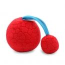 jollybaby 婴儿早教玩具红球 13元包邮(需用券)¥13