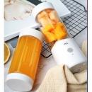 TCL 便携充电式榨汁机 400ml 满电可榨15杯 59元包邮 赠便携杯盖¥59
