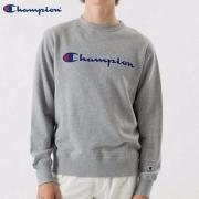 PRIMEDAY特价,Champion 冠军牌 C3-H004 男士纯棉卫衣 限XS码新低126.35元