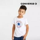 Converse 匡威 男女童中大童纯棉短袖T恤 多色69元包邮(需领券)