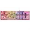 Razer 雷蛇 猎魂光蛛粉晶版 RGB机械键盘 光轴 899元包邮(需用券)899元包邮(需用券)