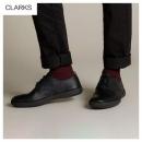 限EU39.5码,Clarks 其乐 Komuter Walk 男士真皮低帮平底系带休闲鞋255.31元