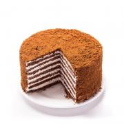俄罗斯双山 提拉米苏蛋糕 500g *2件 27.9元包邮(需用券)(合13.95/件)¥28