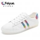 feiyue 飞跃 DF-8220 女士低帮休闲鞋  券后98元¥98