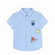 Balabala巴拉巴拉男童短袖衬衫